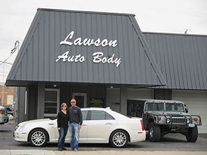 Lawson Auto Body Shop
